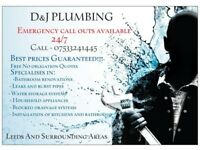 D&J Plumbing ltd