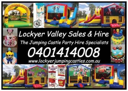 Jumping Castle Party Hire - Ipswich - Lockyer Valley
