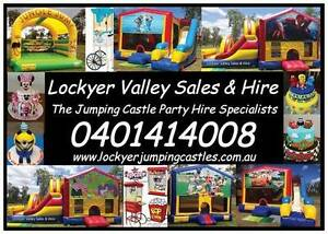 Jumping Castle Party Hire Specialists Ipswich - Gatton Ipswich Region Preview