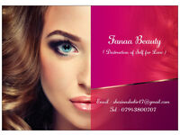 FANAA BEAUTY I DO EYE BROWS THREADING, EYELASHES AND TINTING FULLY MOBILE ( CHEAP PRICES )