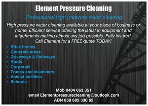 Element pressure cleaning Bargo Wollondilly Area Preview