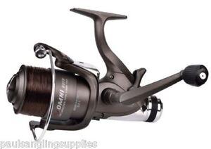 Shakespeare Omni MKII  Carp Fishing Reel & Line size 60