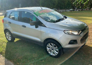 2014 Ford Ecosport BK Ambiente Silver 6 Speed Automatic Wagon Southport Gold Coast City Preview