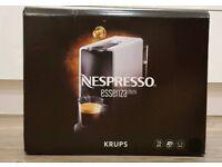 Nespresso Essenza Mini Coffee Machine by KRUPS - Piano Black