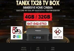 ★EASY TO USE★ANDROID BOX ★ 4GB 32GB★ FREE MOVIES & SHOWS ★
