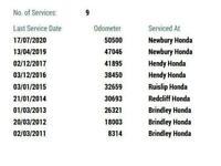 2010 10 HONDA CIVIC 2.0 I-VTEC TYPE-R GT 3D 198 BHP