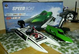 RC speedboat brushless remote control