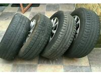 Vw alloys wheels for sale