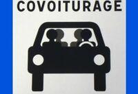 rideshare/ covoiturage