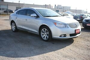 2010 Buick Lacrosse CLX AWD