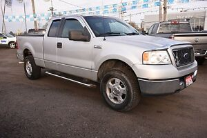 2005 Ford F150 4WD Supercab