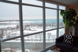 Lake View From Every Rooms With Floor To Ceiling Windows.