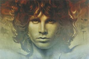 THE-DOORS-laminated-POSTER-SPIRIT-OF-JIM-MORRISON-LICENSED-BRAND-NEW