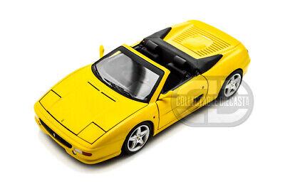 Hot Wheels 1/18 Elite Ferrari F355 Spider Yellow comprar usado  Enviando para Brazil