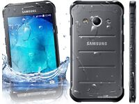 SAMSUNG GALAXY XCOVER 3 UNLOCKED MINT CONDITION COMES WITH WARRANTY & RECEIPT