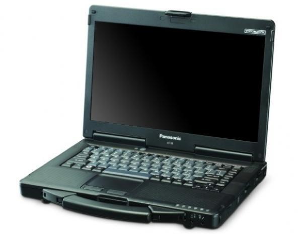 Panasonic Toughbook CF-53 Core i5 2.50GHz Windows 10 Pro 1TB 8GB 3G Touch Screen