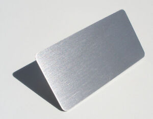 Metal Name Tag Pins - License Numbers for Security Guard