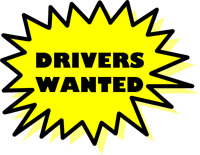 NEED TRUCK DRIVER! READ INFORMATION BELOW