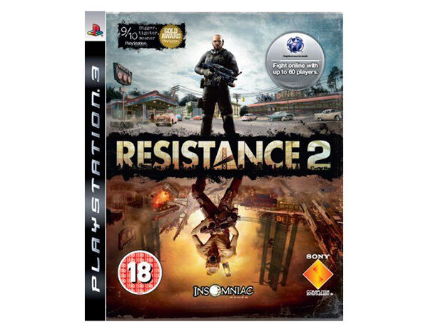 A Gamers Guide to the Resistance Series