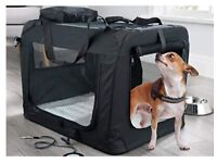 Extra large puppy/dog carrier RRP £79