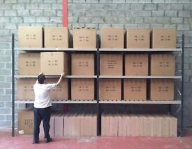 Shelving - Pallet Racking - All Heights Available