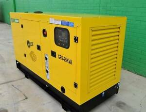 DIESEL GENERATOR 25KVA-500KVA AVAILABLE POWER BACK FARM SOLAR Campbellfield Hume Area Preview