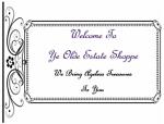Ye Olde Estate Shoppe