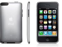 Apple 16G iPod Touch + 4GB iPod nano Silver FREE