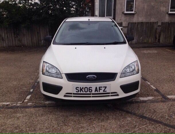 Ford Focus 2006, 1.6 diesel, 75k mileage