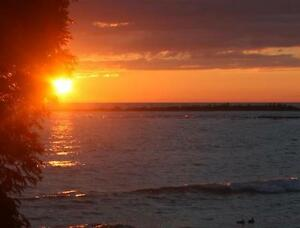 Almost waterfront 2+ acre lot, Lake Huron, North Bruce Peninsula