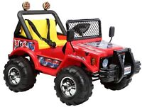 Looking for a boys Battery operated ATV or Car/truck etc
