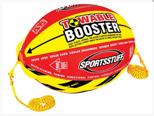 4K Booster Ball for Towables (for tubing behind speed boat)