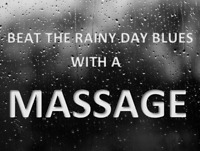 Beat the rains ₩ a full body massage in a Warm cozy Room $39/h