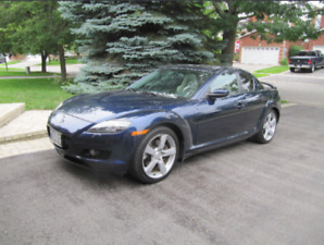 2007 Mazda RX8 - 91,000km (New plugs, wires and coils 2019)