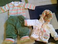 Lot vêtements bebe garcon 6-12 mois