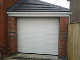 garage doors for a - rated builds