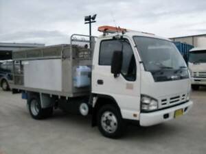 Isuzu NPR200 T00L CARRIER SERVICE VEHICLE Service Body Smeaton Grange Camden Area Preview