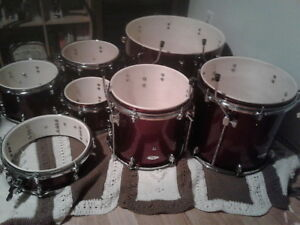 Sound Percussion Drum Set
