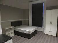 Studio flat in Upper Parliament Street, Liverpool, L8