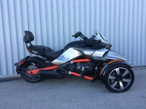2015 CANAM SPYDER F3S