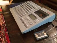 Tascam Portastudio 488 8 track multitrack tape recorder