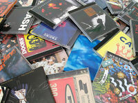 CDs For Sale (See List)