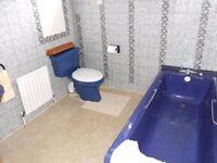 Royal Blue Bathroom Suite