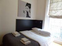 Studio flat in Cartwright Gardens Bloomsbury, St. Pancras, WC1H