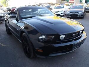 2012 Ford MUSTANG 5.0-GT CONVERTIBLE--CUIR--AUTO