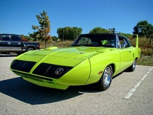 1970 HEMI 426 SUPERBIRD. ORIGINAL & DOCUMENTED