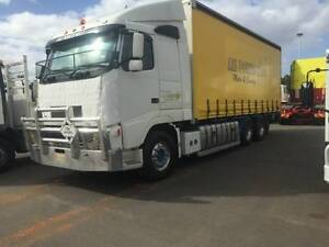 Volvo FH12 Curtainsider Hazelmere Swan Area Preview