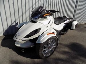 2013 CANAM SPYDER STS LIMITED