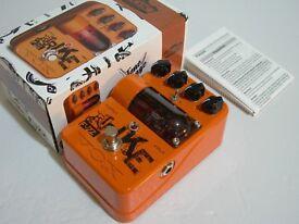 Fuzz guitar pedal