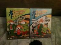 Geronimo Stilton DVD Vol 1 & 2